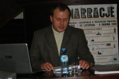 Biblioteka na Mariackiej, Grodziska, 26.11.2009