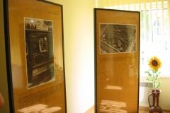 """Otwarcie wystawy pt. \""""Autorytety: Lech Bądkowski\"""" w Przodkowie 12.08.2010 r."""