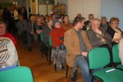 """Promocja książki \""""Jak Bądkowski ze Słomczyńskim... literackie listy z pieprzem\"""" Gdynia, Biblioteka Miejska 11.03.2009 r."""