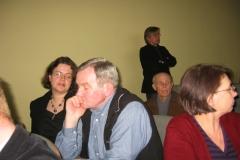 """Promocja książki \""""Jak Bądkowski ze Słomczyńskim... literackie listy z pieprzem\"""" na Uniwersytecie Gdańskim dnia 24.03.2009 r."""