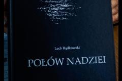"""Promocja książki Lecha Bądkowskiego \""""Połów nadziei\"""" w Ośrodku Kultury Kaszubsko-Pomorskiej w Gdyni, 13.11.2013 r.; fot. Dariusz Wacławek"""