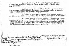 """Protokół z zebrania kolegium i zespołu redakcyjnego \""""Ziemi i Morza\"""" w dniach 7 i 8 grudnia 1956 roku"""