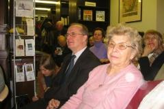 Spotkanie w bibliotece na Mariackiej 24.02.2009 r.