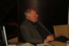 Spotkanie z Wojciechem Kiedrowskim w bibliotece na Mariackiej 23.03.2009 r.