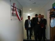 Uroczystość w Sejmiku Województwa Pomorskiego - sali zwanej Okrągłą nadano imię Lecha Bądkowskiego (28.03.2011)