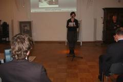 Wręczenie nagród im. Lecha Bądkowskiego Muzeum Narodowe w Gdańsku 24.02.2009 r.